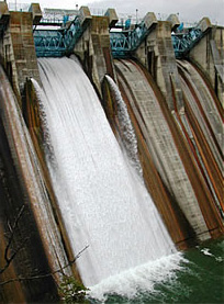 irrigation, maritime engineering and hydroelectric plants